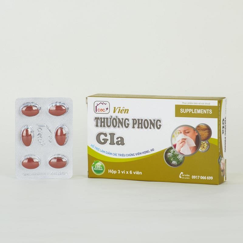 CQC THƯƠNG PHONG GIA